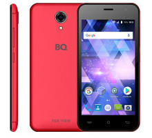 Смартфон BQ FoxView Red (BQ-4585)