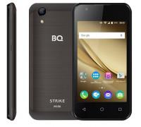 Смартфон BQ StrikeMini Black Brushed (BQ-4072)