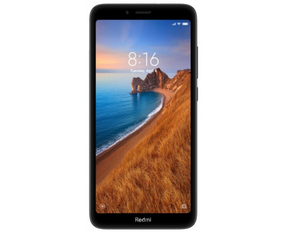 Смартфон Xiaomi Redmi 7A Matte Black 2Гб/32Гб (M1903C3EG)