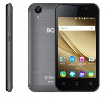 Смартфон BQ StrikeMini Dark Grey Brushed (BQ-4072)