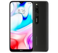 Смартфон Xiaomi Redmi 8 Onyx Black 4Гб/64Гб (M1908C3IG)