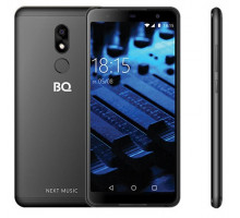 Смартфон BQ NextMusic Black (BQ-5707G)
