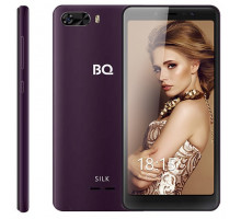 Смартфон BQ Silk Purple (BQ-5520L)