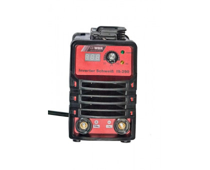 Инверторный сварочный аппарат WBR IS-290