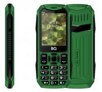 Мобильный телефон BQ Tank Green (BQ-2428)