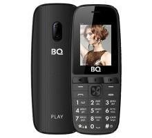 Мобильный телефон BQ Play Black (BQ-1841)