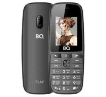 Мобильный телефон BQ Play Grey (BQ-1841)