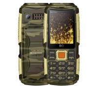 Мобильный телефон BQ TankPower Сamouflage Gold (BQ-2430)