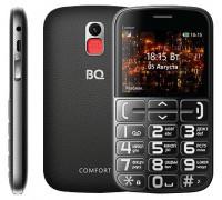 Мобильный телефон BQ Comfort Black Silver (BQ-2441)
