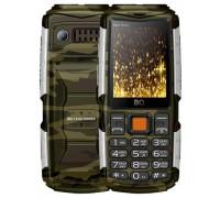 Мобильный телефон BQ TankPower Сamouflage Silver (BQ-2430)