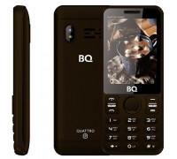 Мобильный телефон BQ Quattro Power Brown (BQ-2812)