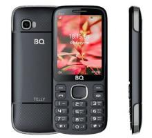 Мобильный телефон BQ Telly Black Grey (BQ-2808)