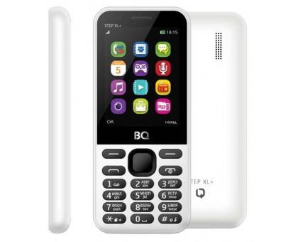 Мобильный телефон BQ StepXL+ White (BQ-2831)