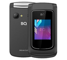 Мобильный телефон BQ Dream DUO Dark Grey (BQ-2433)