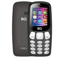 Мобильный телефон BQ One+ Black (BQ-1845)