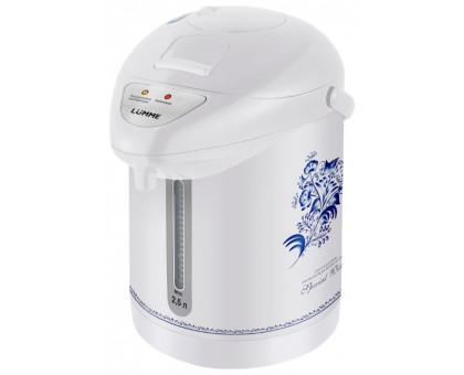 Термопот Lumme LU-3831 WP белый жемчуг