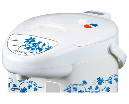 Термопот Centek CT-0072 синий рисунок