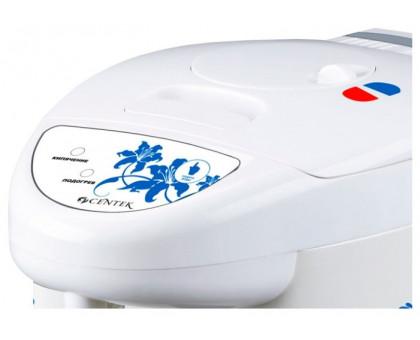 Термопот Centek CT-0073-2 синий рисунок