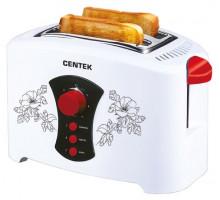 Тостер Centek СТ-1426 (белый)