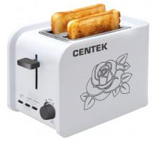 Тостер Centek СТ-1427 (белый)