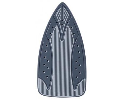 Утюг Аксинья КС-3002 белый/вишневый