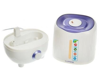 Увлажнитель воздуха Lumme LU-1556 фиолетовый чароит