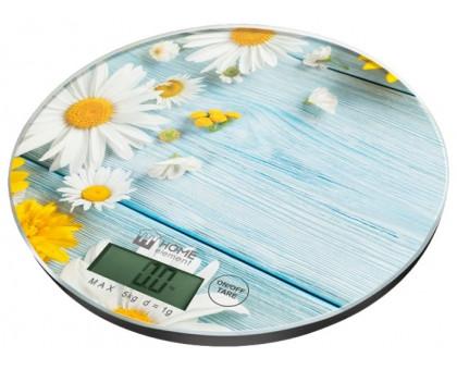 Весы кухонные Home Element HE-SC933 летние цветы