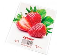 Весы кухонные Centek CT-2462 (Клубника)