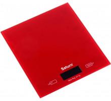 Весы кухонные Saturn KS7810 red