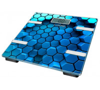 Весы напольные Lumme LU-1331 синие