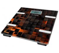 Весы напольные Lumme LU-1331 черные