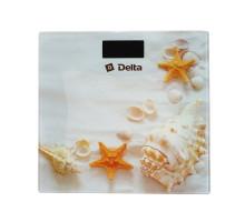 Весы напольные Delta D-9226 Ракушки