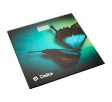 Весы напольные Delta D-9227 Бабочка