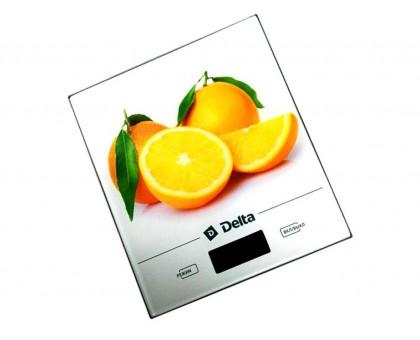 Весы кухонные Delta КСЕ-28 Апельсин