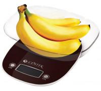 Весы кухонные Centek CT-2456 (шоколад)