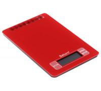 Весы кухонные Saturn KS7235 red